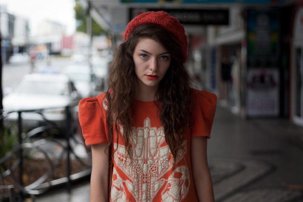 BAND-Lorde